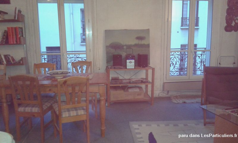 grand deux pieces - metro hoche immobilier appartement seine-saint-denis