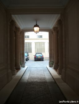 belle chambre dans tres grand appartement immobilier co-location paris