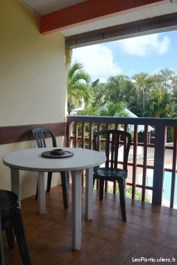 Bel appartement F2 mezzanine 30 M², sud MARTINIQUE