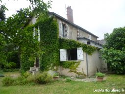 Agr�able maison ancienne 10 minutes d'Angers