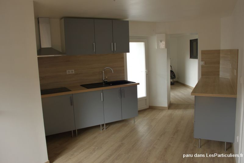 t2 avec terrasse, refait � neuf, bourg stand�ol 07 immobilier appartement ard�che