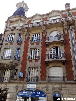 reims hypercentre apt ancien standing immobilier appartement marne