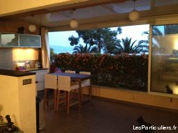 rare grand studio santa lina vue mer immobilier appartement corse