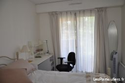 charmante chambre double pr�s skema, sophia immobilier co-location alpes-maritimes
