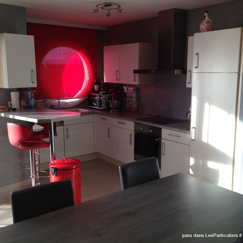 appartement f3 80m² amneville 2ch garage parking immobilier appartement moselle