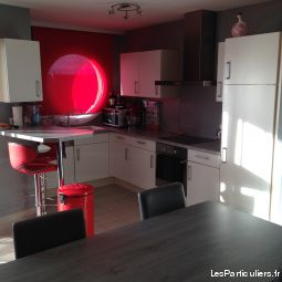 Appartement F3 80m² Amneville 2ch garage parking
