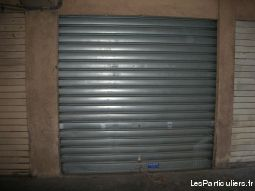 box garage ferme securise  immobilier garage parking cave bouches-du-rh�ne