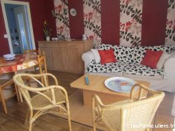 Appartement T2 location meubl�e � l'ann�e