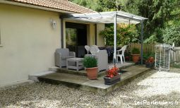 Maison T2 Jardin campagne SERS