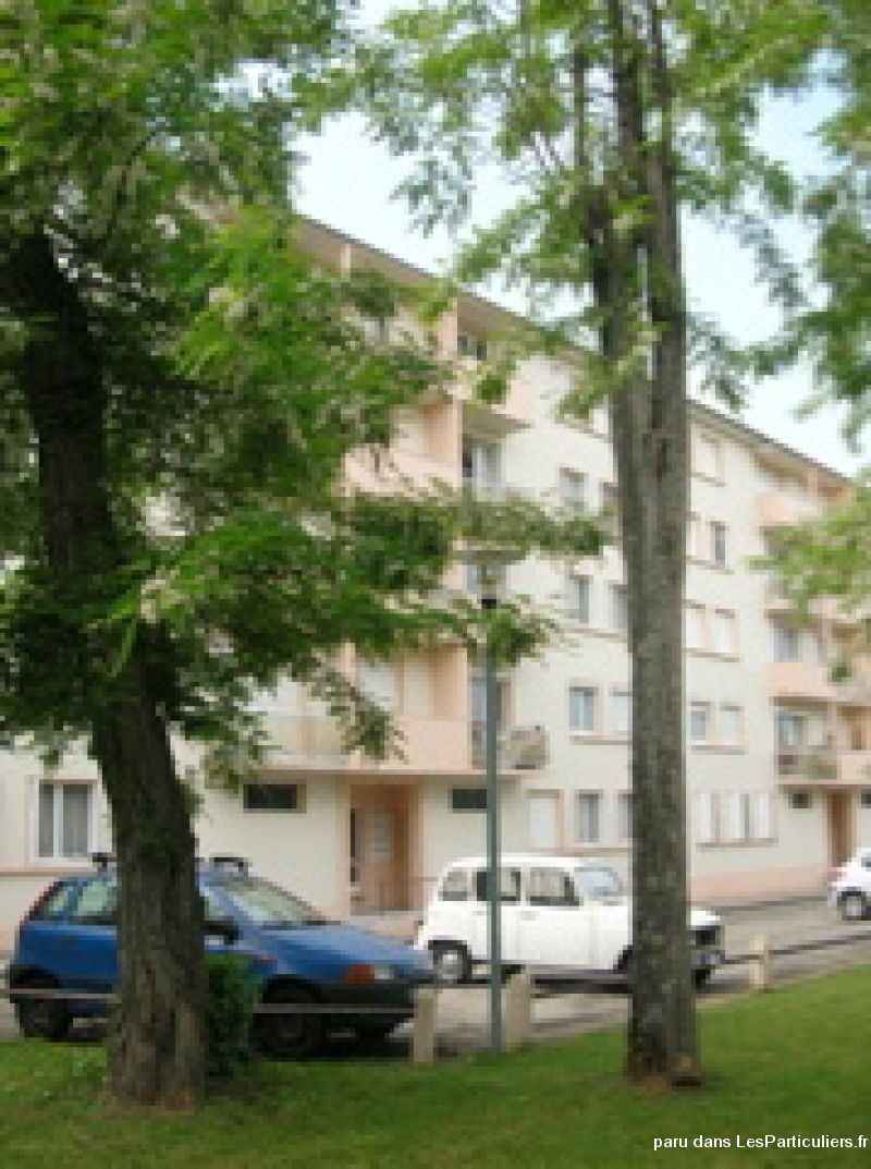 t4 caud�ran 72 m2 r�sidence calme et arbor�e immobilier appartement gironde