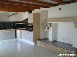 maison en pierre (long�re)  immobilier maison deux-s�vres