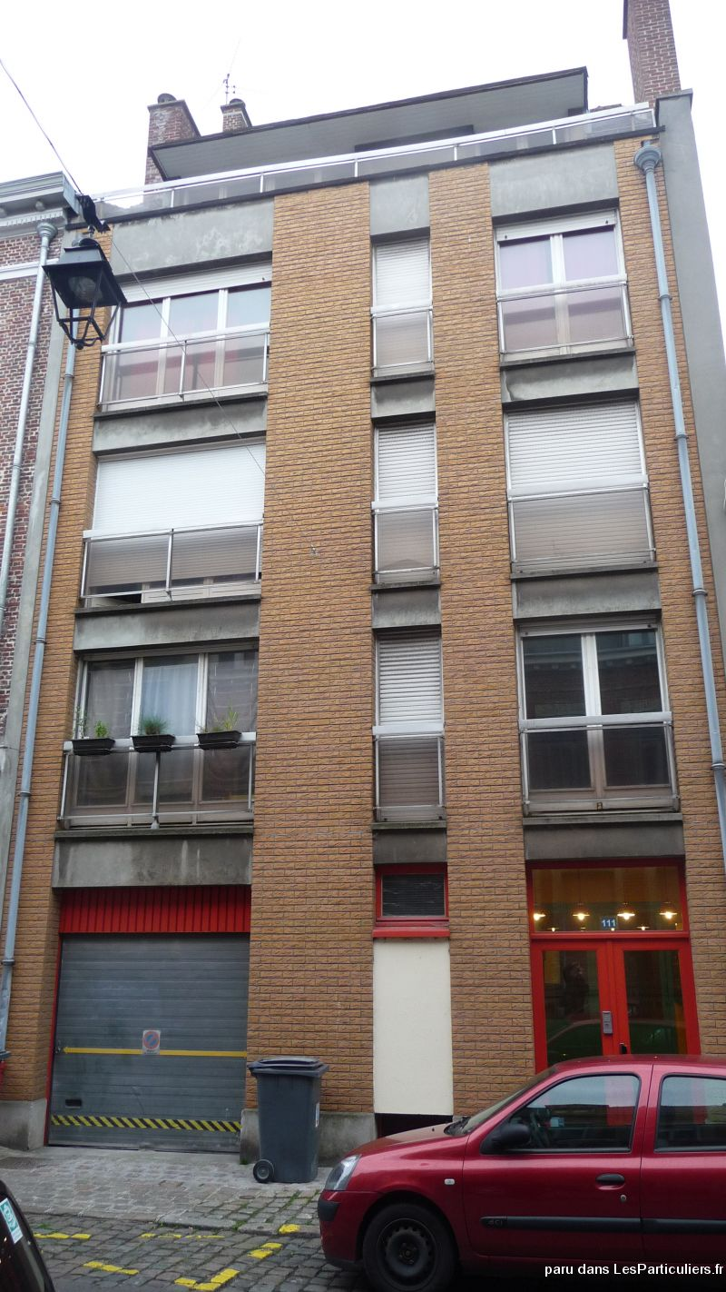 studio vieux lille  immobilier appartement nord