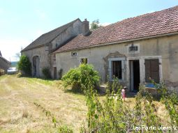 corps de ferme saint germain de mod�on  immobilier maison c�te-d'or