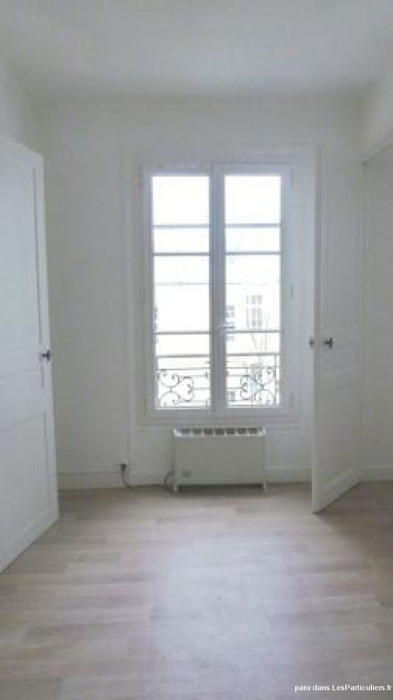 studio rue legendre immobilier appartement paris