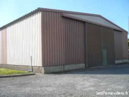 b�timent industriel  immobilier batiment agricole finist�re