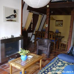 chalet individuel 92m� 8 pers villard / corren�on immobilier location vacances gard