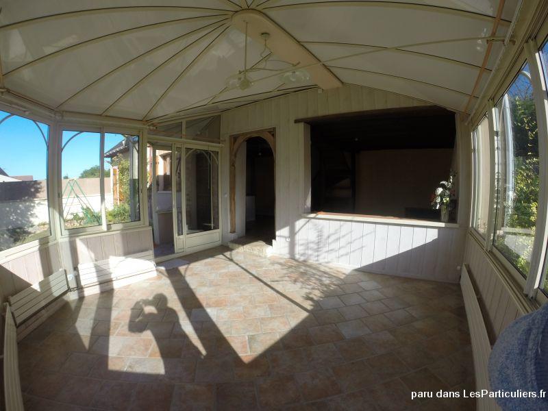 Maison de village 130m2 avec piscine couverte immobilier yonne - Organisation demenagement maison ...
