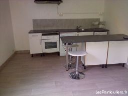 grand f2 / f3 de 50m� aux jacobins rez-de-chauss�e immobilier appartement sarthe