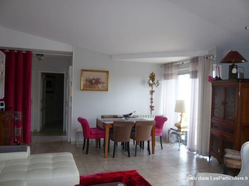 appartement f3, style villa toit, terrasse 50m2 immobilier appartement alpes-maritimes