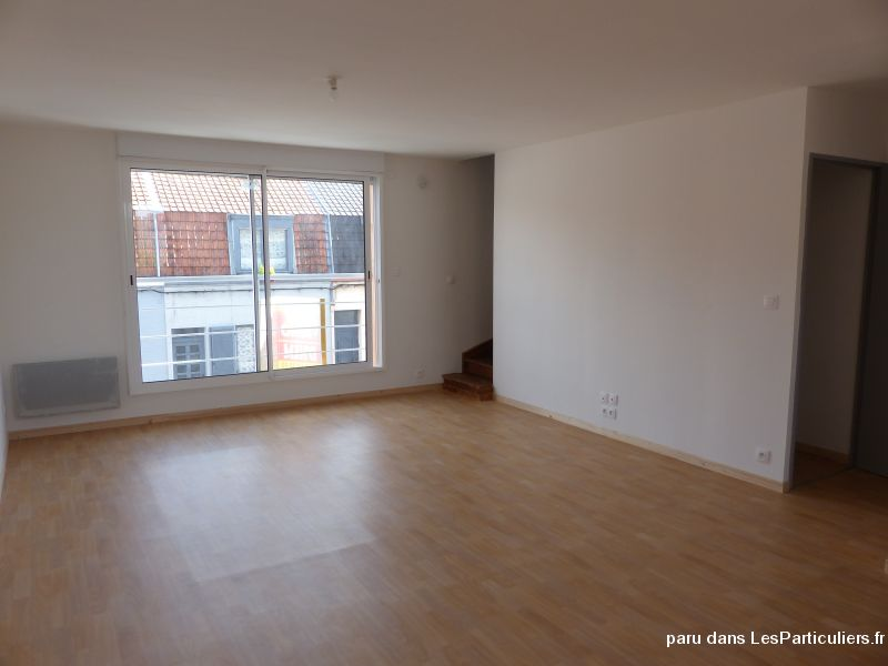 appartement f3 neuf  duplex individuel immobilier appartement nord