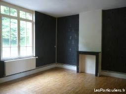 t2 40 m� guise immobilier appartement aisne