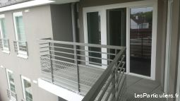 f3 neuf non meubl� 71 m� balcon ascenseur parking immobilier appartement seine-saint-denis