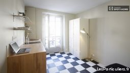 studio 15m� - porte saint-denis (paris 10e)  immobilier appartement paris