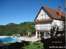 ensemble maison piscine et d�pendances immobilier maison lot