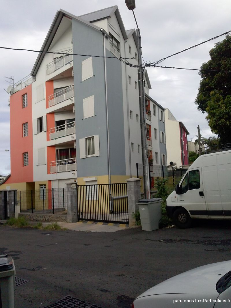 T2 rs prive st denis camelias immobilier la runion - Cabinet immobilier st denis ...