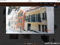 studio � bougival immobilier appartement yvelines