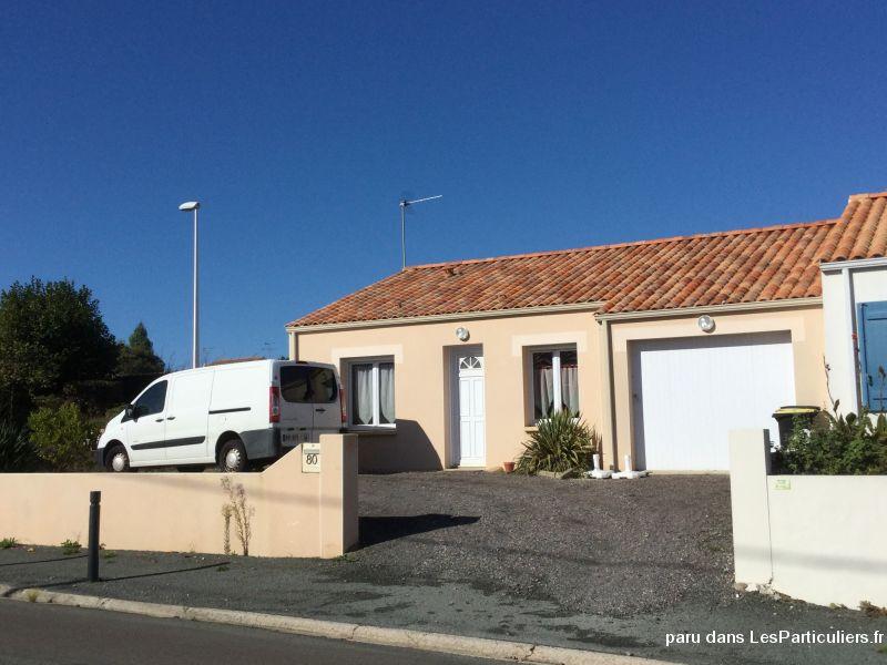 Maison t3 st hilaire de riez 85 immobilier vende - Organisation demenagement maison ...