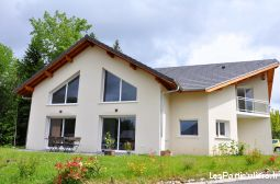 Belle Villa d'architecte de 193 m� Hab�re-lullin