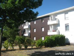 t3 + garage box ferm� immobilier appartement gironde