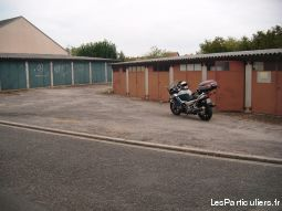 lot 17 garages pleine propri�t�   immobilier garage parking cave allier