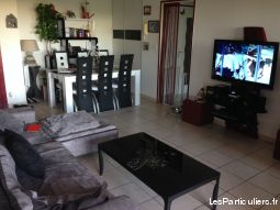 appartement t2 rez de jardin + 2 places de parking immobilier appartement haute-garonne