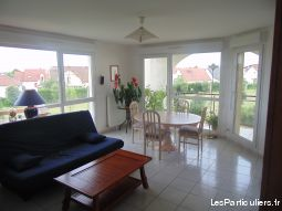 grand t3 recent avec terrasse au sud immobilier appartement c�te-d'or
