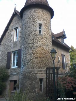 demeure de caract�re du xix �me � 10 km d'alen�on immobilier maison orne