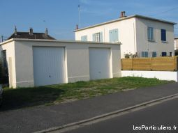 grand garage et place de parking ext�rieur immobilier garage parking cave calvados