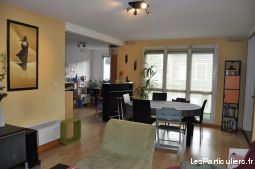appartement 80m² 2 / 36 chambres graville immobilier appartement seine-maritime