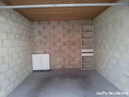 box centre ville lamorlaye immobilier garage parking cave oise
