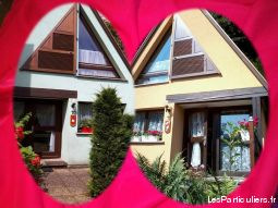 g�tes petits pavillons � kaysersberg label 2 cl�s immobilier location vacances haut-rhin