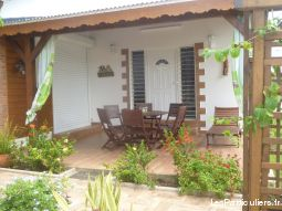 maison cr�ole immobilier location vacances guadeloupe
