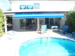 moorea villa t3 piscine c / mer mb eq luxe immobilier maison polyn�sie fran�aise