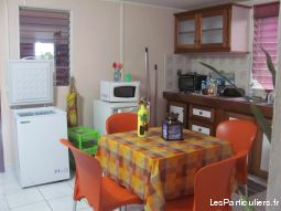 studio soléy an nou immobilier location vacances guadeloupe