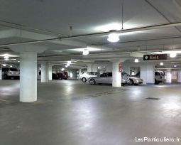 grande place de parking immobilier garage parking cave bouches-du-rhône