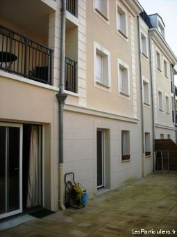 appartement t3 + terrasse 112 m2 deauville centre  immobilier appartement calvados
