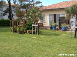maison mitoyenne t3 immobilier location vacances landes