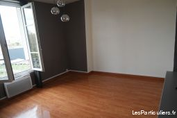 appartement f2/3 50m² groslay - proche gare immobilier appartement val-d'oise