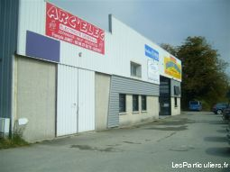 surface de stockage + garage immobilier garage parking cave côtes-d'armor