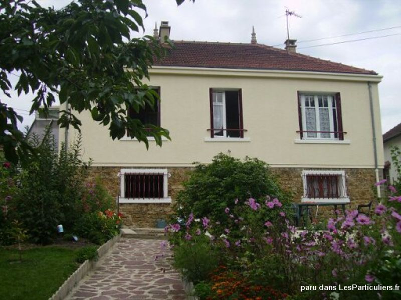 Maison 1950 base meulire immobilier essonnes - Organisation demenagement maison ...